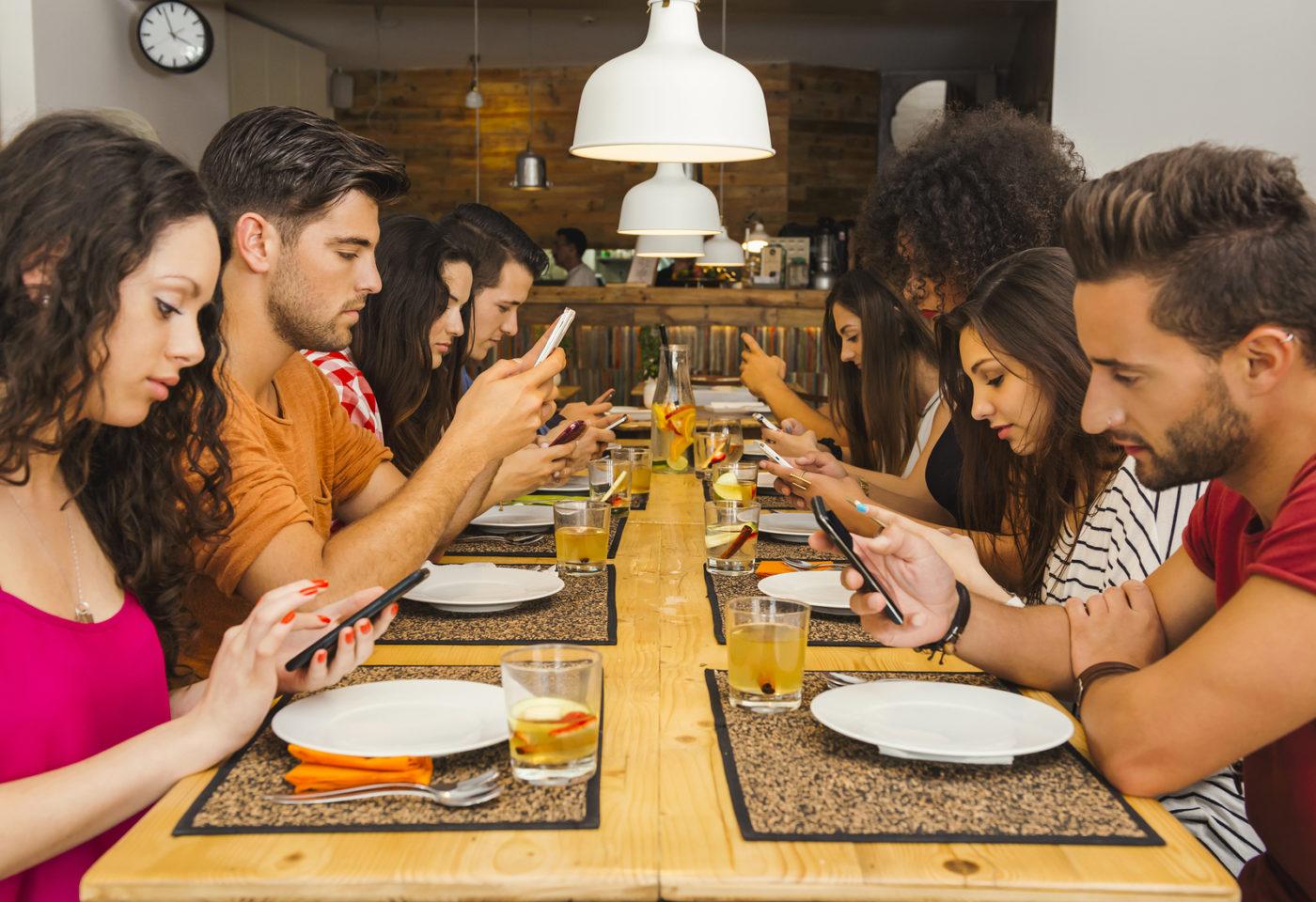 cell phone etiquette