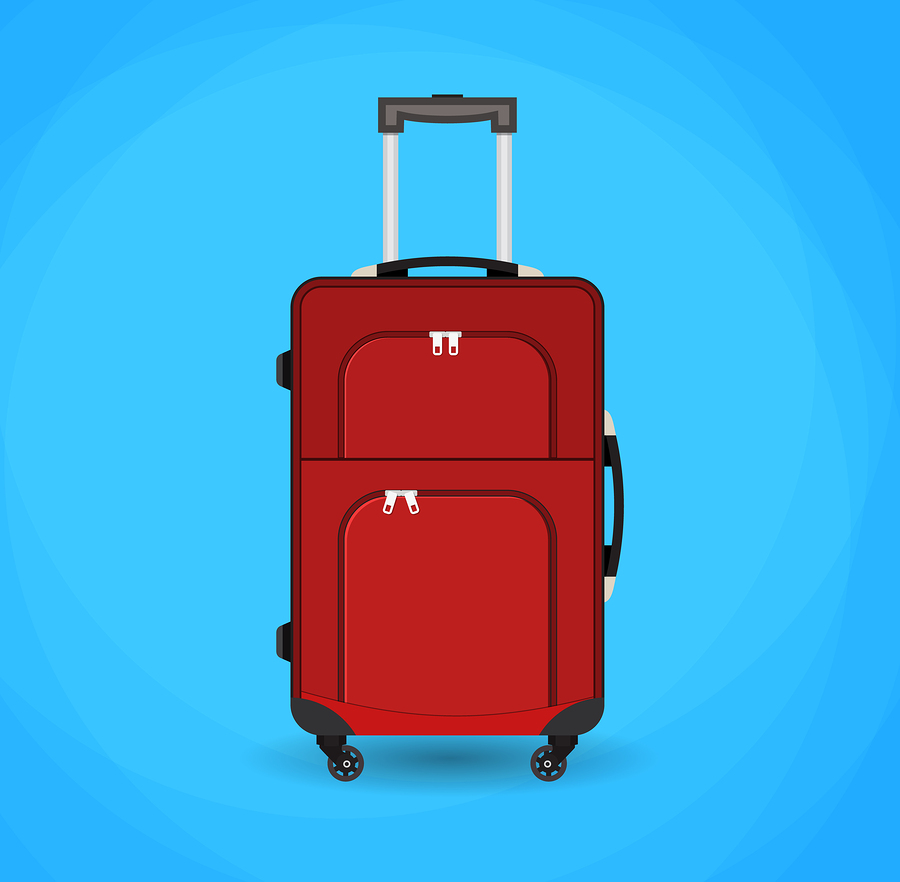 packing list, suitcase, travel