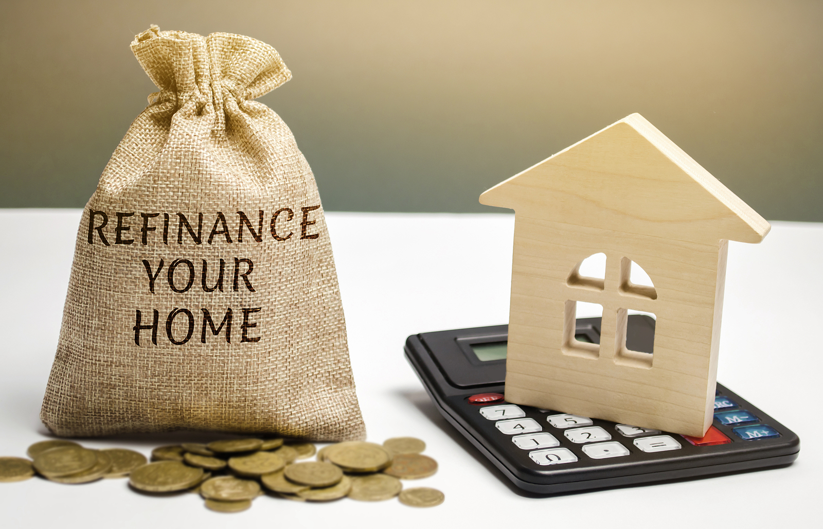 Is it time to refinance the mortgage?